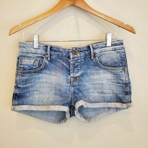 Zara shorts. A12,A,8/20